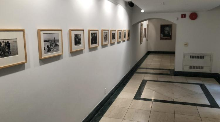Photo of Casa Italiana exhibit