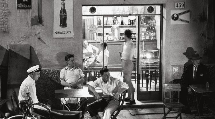 Photograph by Migliori: People of Emilia, 1959
