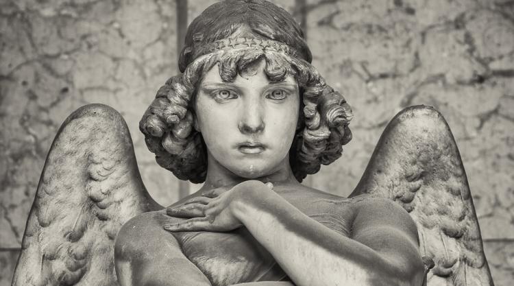 statue from Staglieno