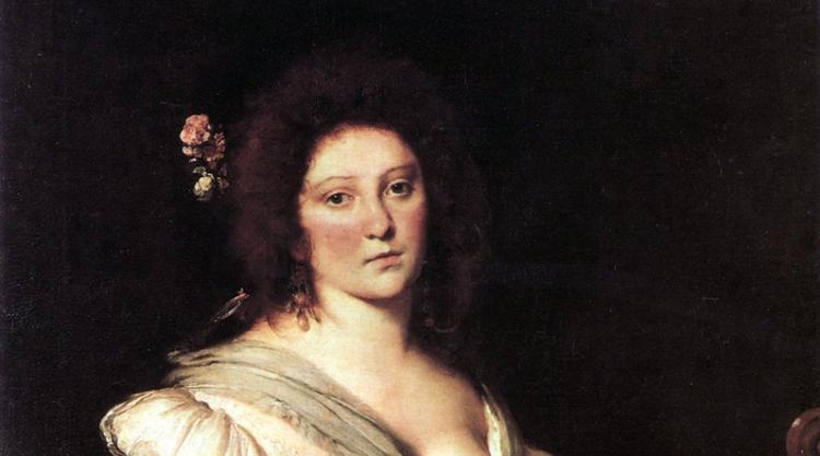 Barbara Strozzi portrait