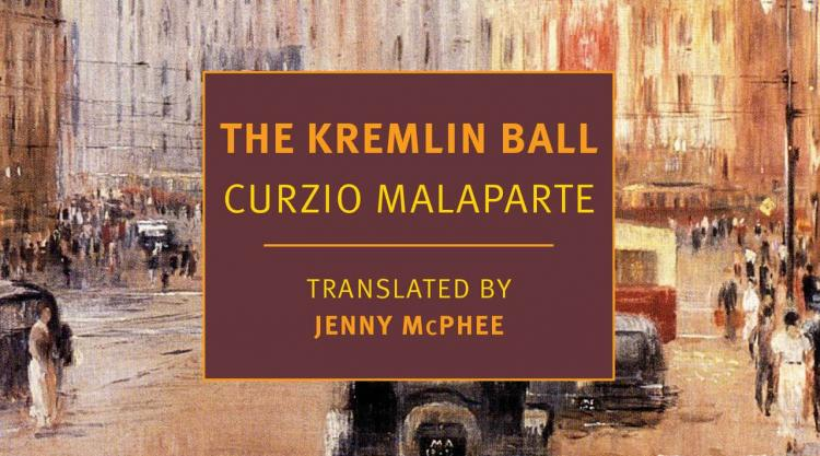 Detail from The Kremlin Ball book cover