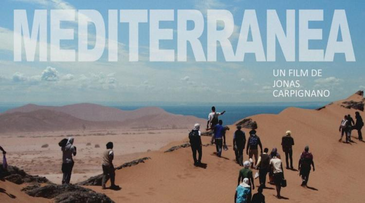 Detail from Mediterranea poster