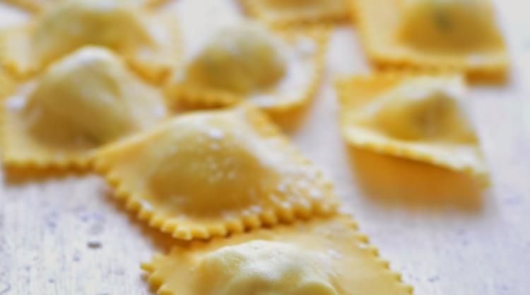 Photo of ravioli