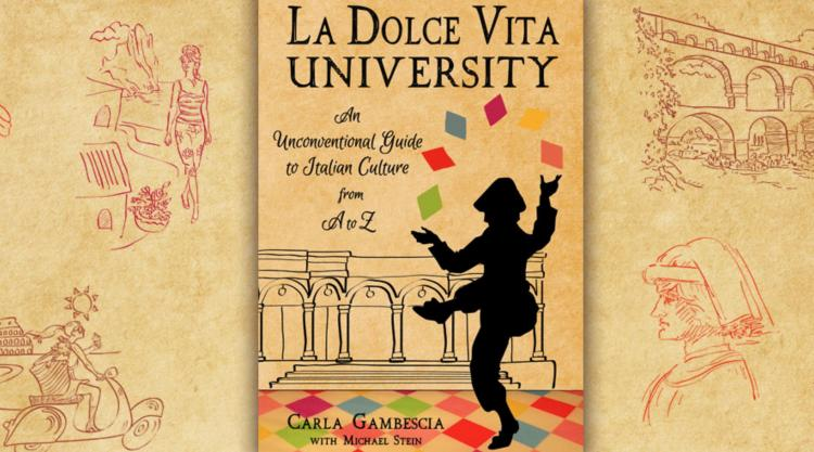La Dolce Vita University book cover