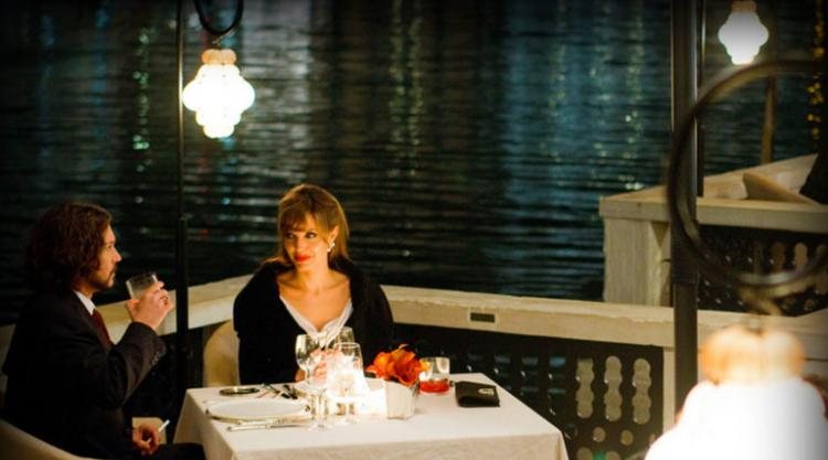 still from The Tourist