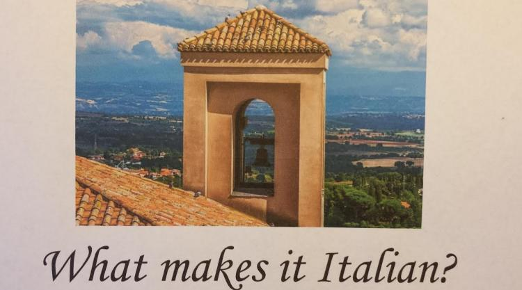 What Makes It Italian image