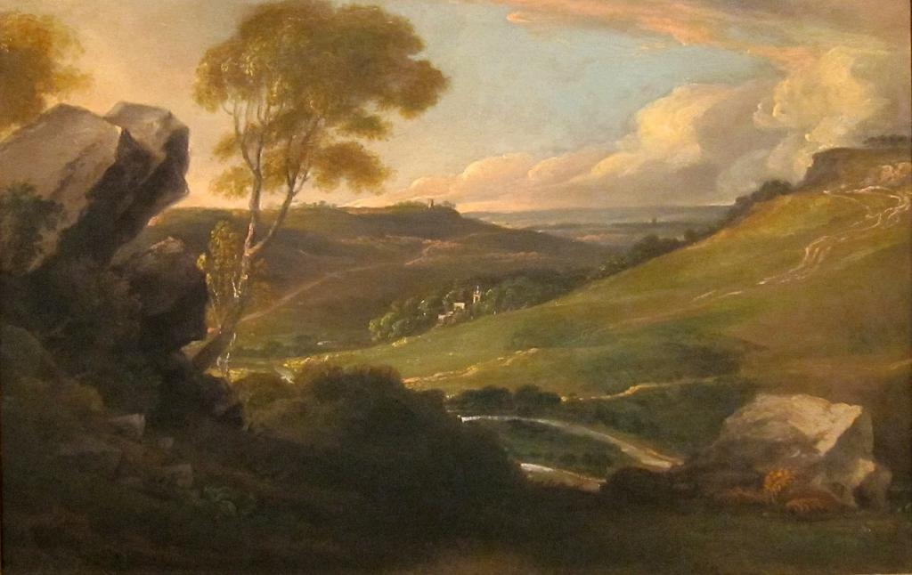 Trumbull painting