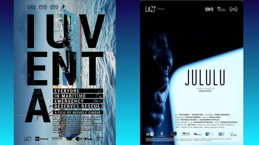 Iuventa and Jululu posters