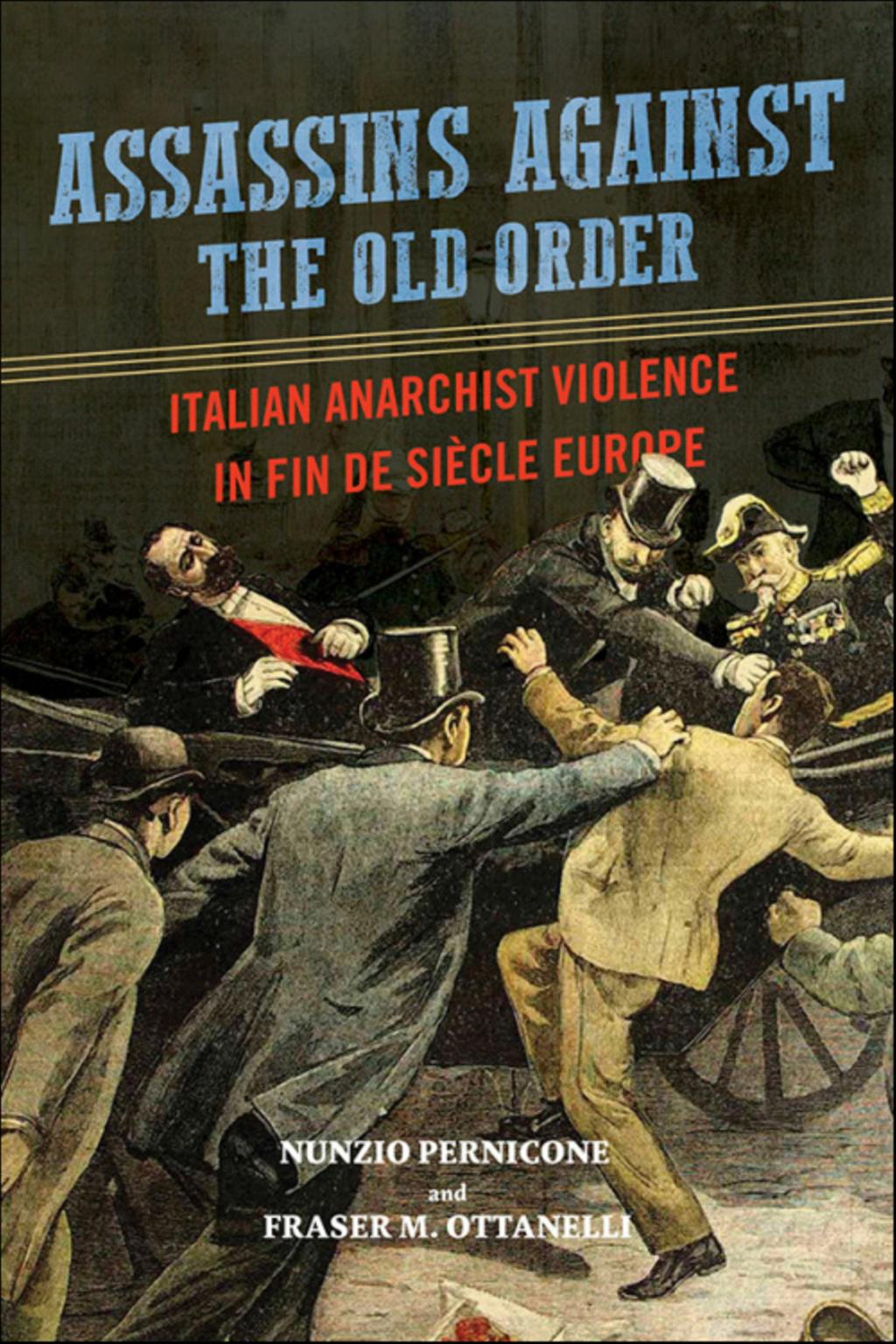 Assassins Against the Old Order Book Cover