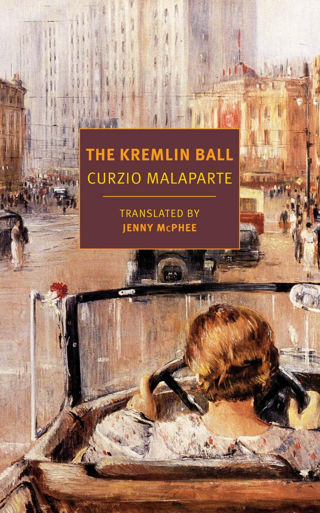 The Kremlin Ball front cover