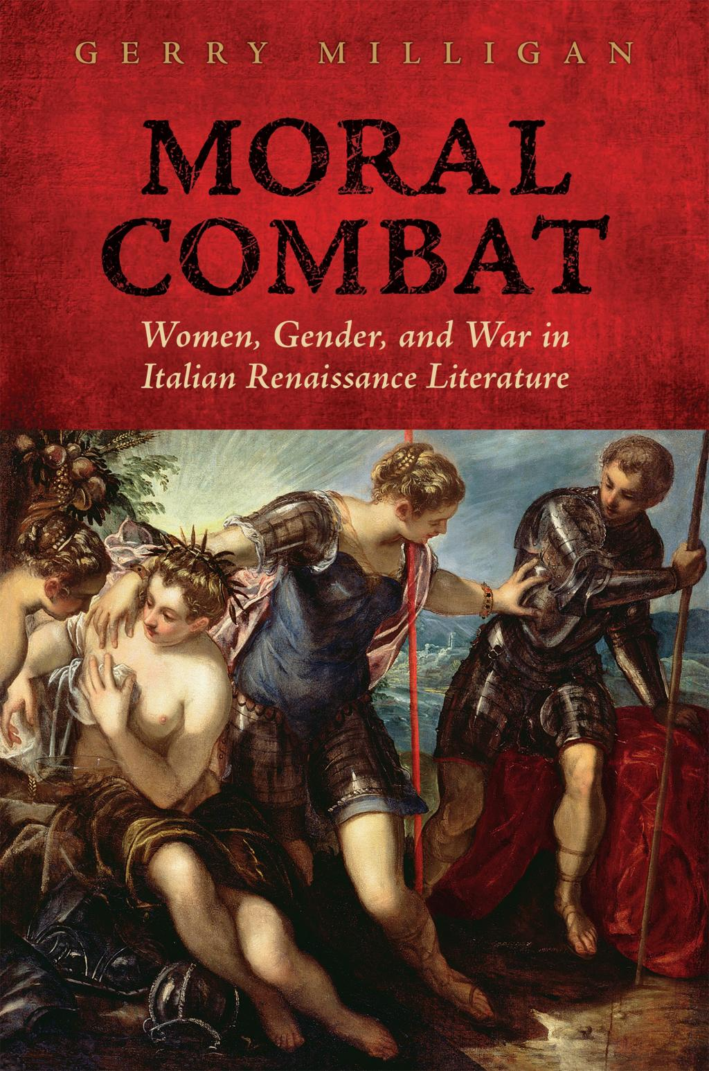 Moral Combat book cover