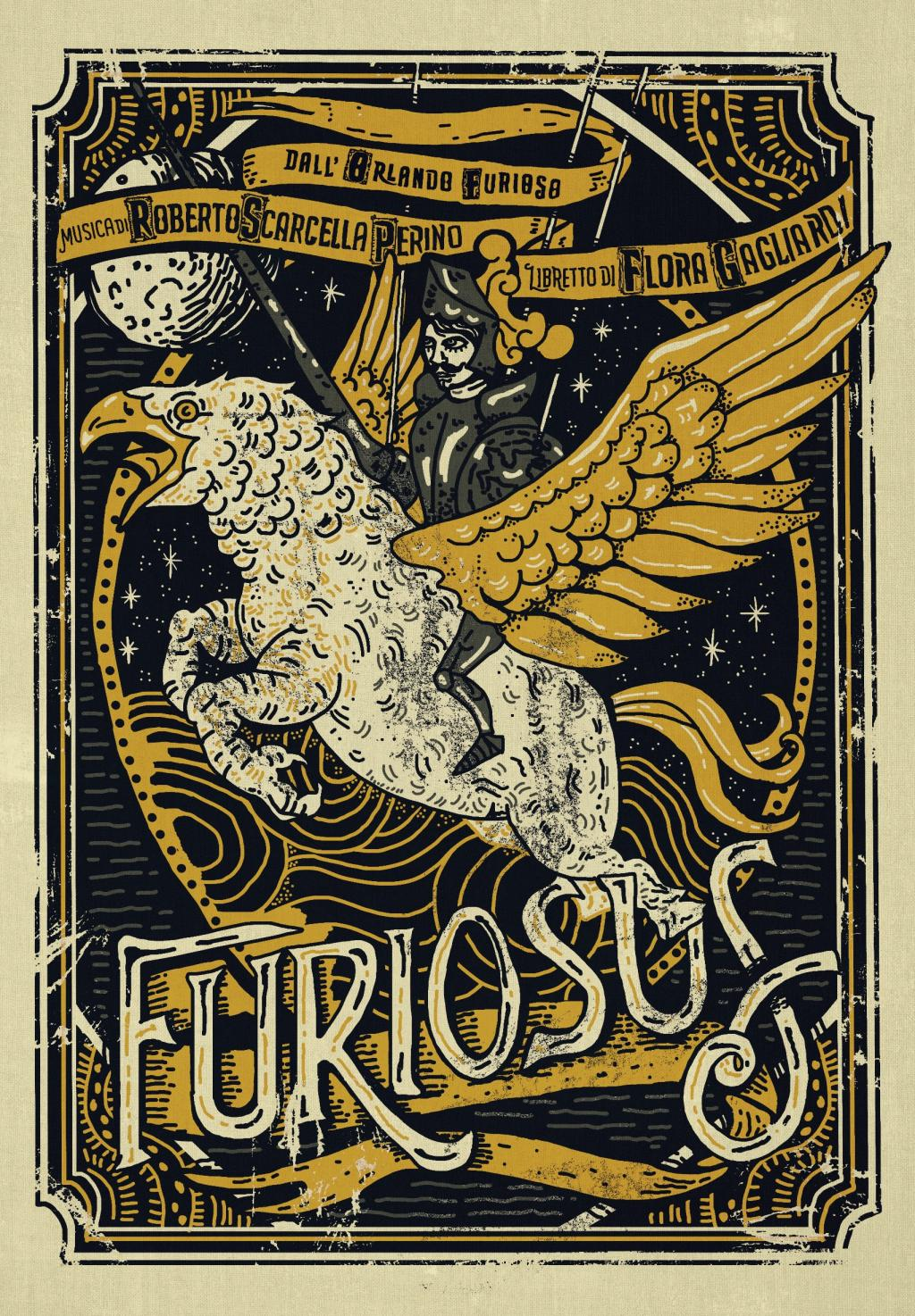 Furiosus poster